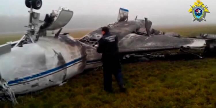 Christophe de Margerie tué dans un accident d'avion à Moscou
