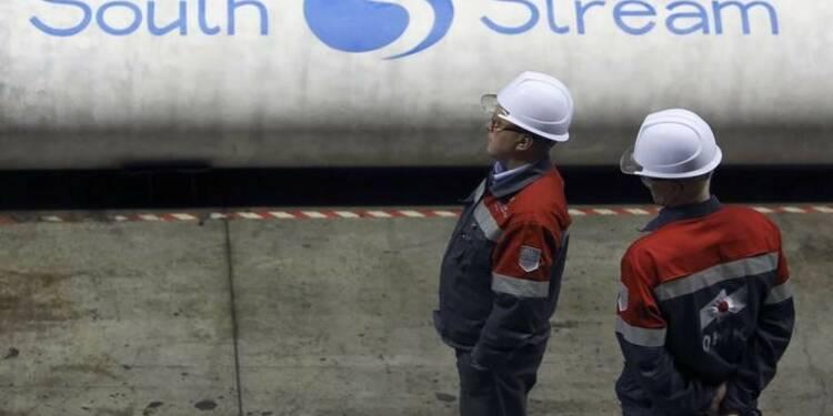 L'UE veut poursuivre les discussions sur le gazoduc South Stream