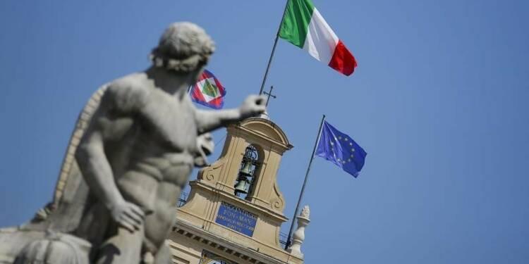 L'économie italienne s'est contractée de 0,2% au 2e trimestre