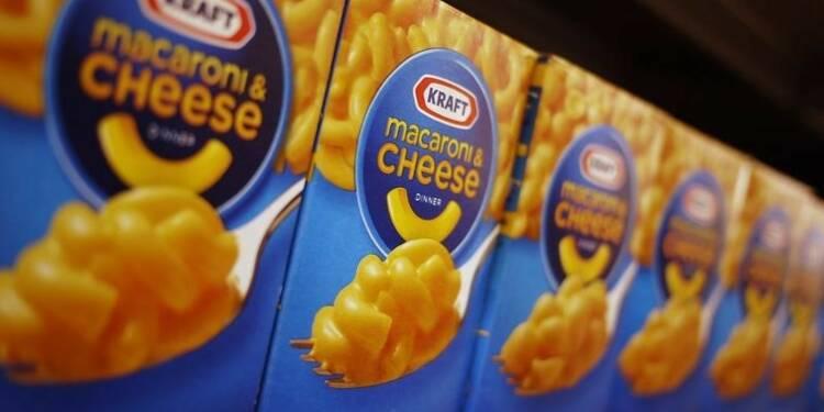 Des hausses de prix pénalisent les ventes de Kraft Foods