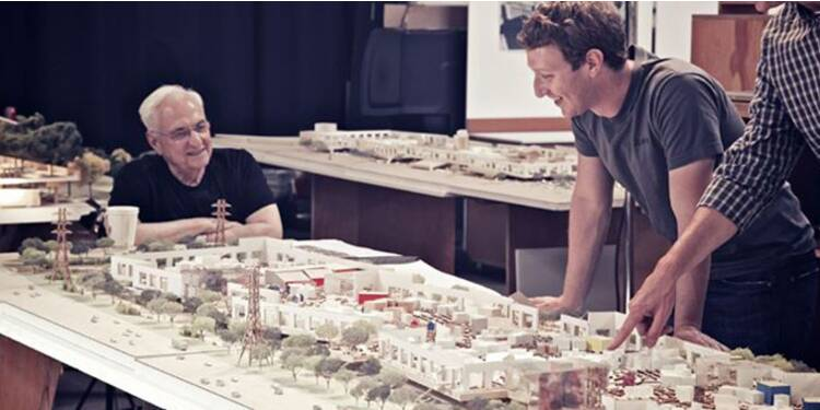 Zuckerberg veut construire « Facebook City »