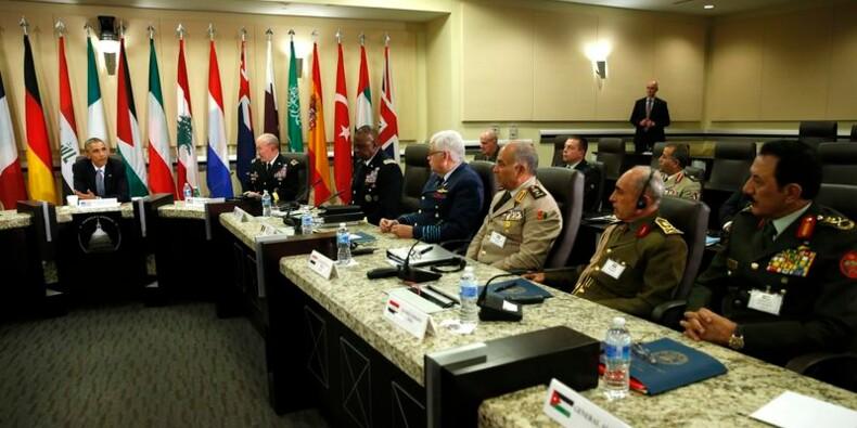 La coalition contre l'Etat islamique coordonne sa stratégie