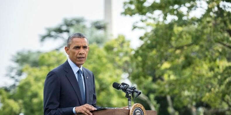 Barack Obama annonce de nouvelles sanctions contre la Russie