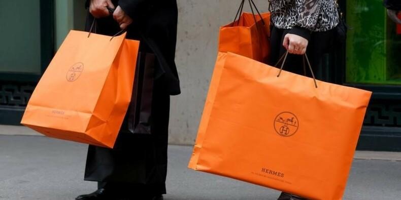 Hermès accélère le pas au 3e trimestre grâce à la maroquinerie