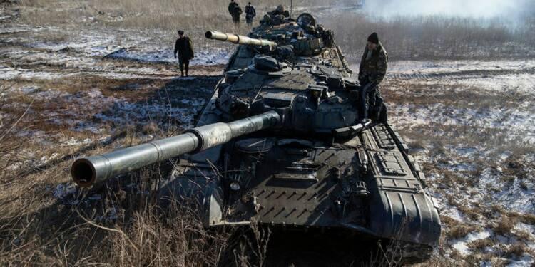 Moscou, Kiev, Berlin et Paris défendent l'accord de Minsk