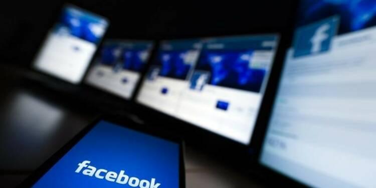 Hausse de 49% du chiffre d'affaires de Facebook au 4ème trimestre