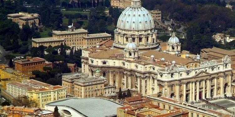 Saisie de drogue dans une voiture du Vatican