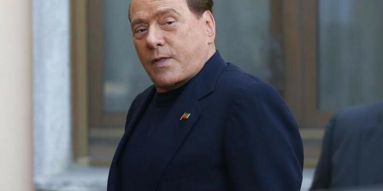 La justice européenne accepte d'étudier un recours de Berlusconi