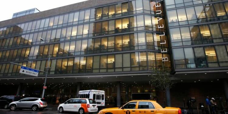 Un médecin atteint par le virus Ebola à New York