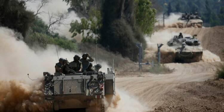 Treize soldats israéliens tués dimanche à Gaza
