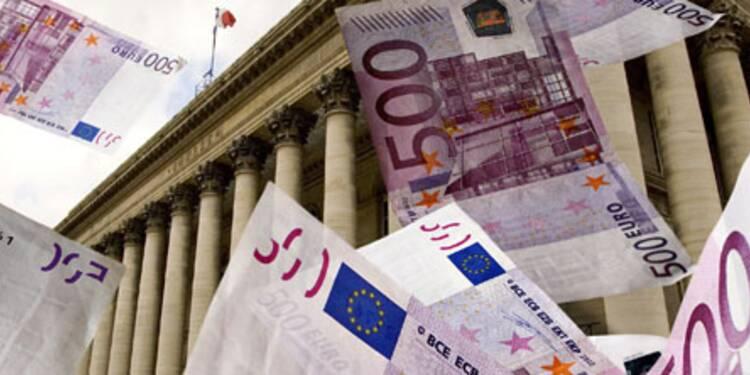 Le CAC 40 au plus haut de l'année après la BCE
