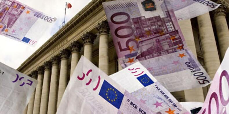 Porté par la BCE, le CAC 40 revient à son plus haut niveau depuis 2008