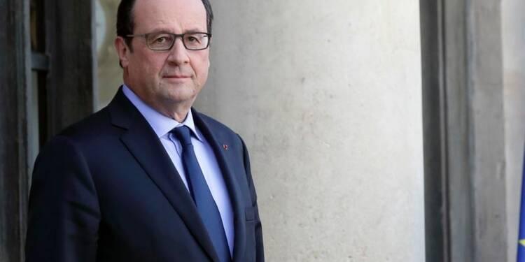 """Hollande espère une solution """"consensuelle"""" en Nouvelle-Calédonie"""