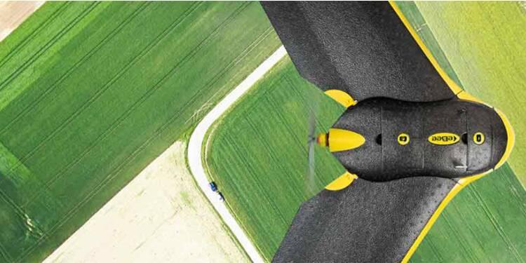 Parrot investit dans les drones et vise le retour de la croissance en 2014