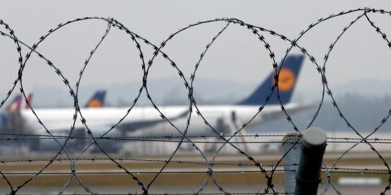 Second jour de grève en Allemagne des pilotes de Lufthansa