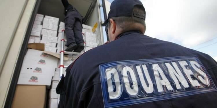 Nouveau record des saisies douanières de drogue en 2014