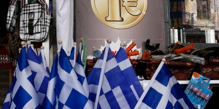 Un troisième plan d'aide à la Grèce serait en discussion