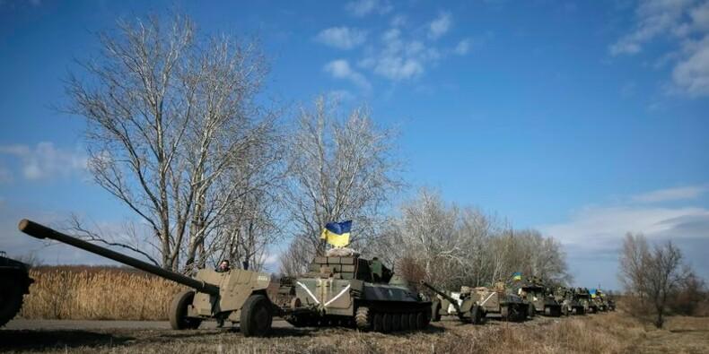 La trêve à nouveau violée dans l'est de l'Ukraine
