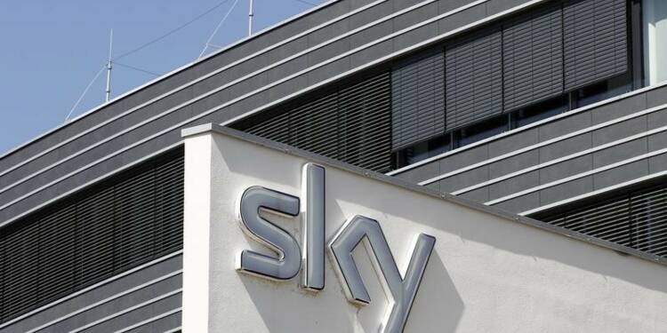 Sky livre ses tout premiers résultats semestriels