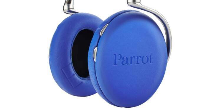 Faut-il craquer pour... Le casque Parrot Zik 2.0 ?