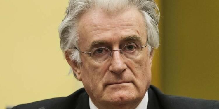 Karadzic accusé d'avoir été l'artisan du génocide en Bosnie