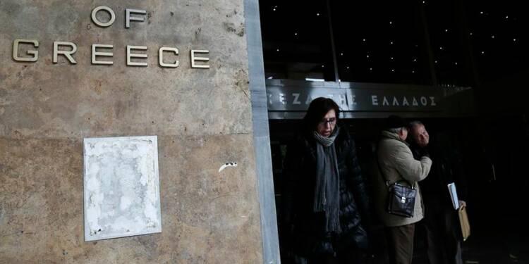 COR-La BCE augmente l'aide d'urgence aux banques grecques