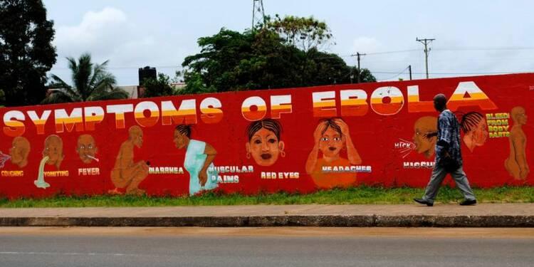 La fièvre Ebola a fait près de 4.500 morts, selon l'OMS