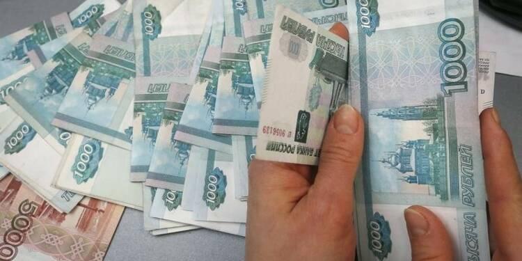 Le PIB russe se contracte pour la première fois depuis 2009