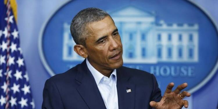 Barack Obama se félicite de l'état de l'économie américaine