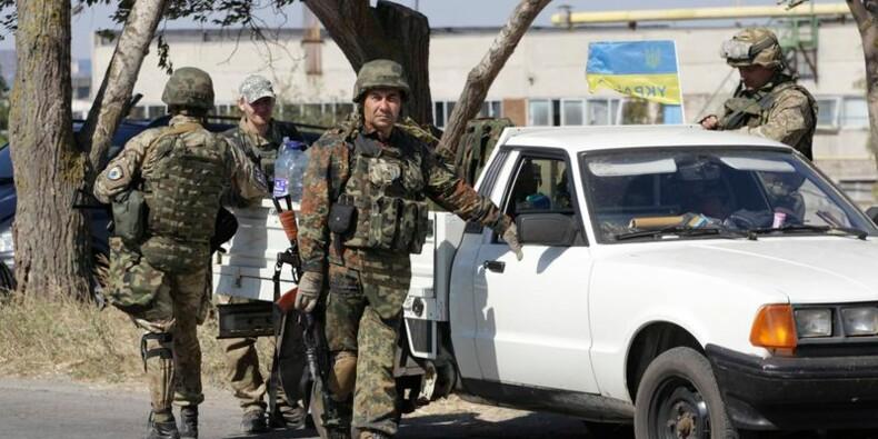 Les rebelles disent être entrés dans Marioupol, Kiev dément