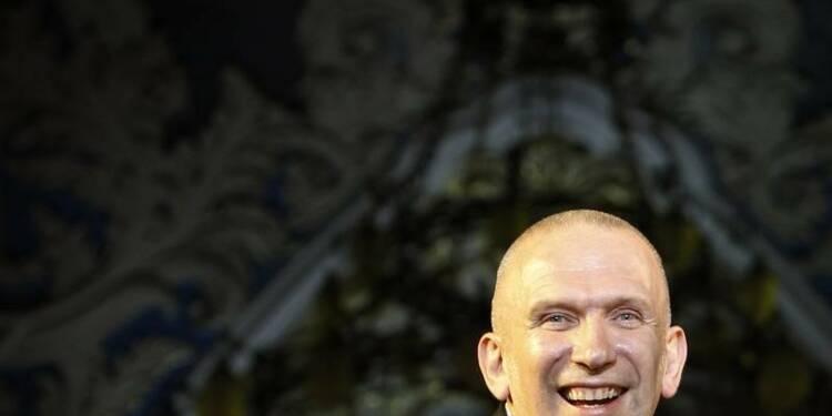 Jean-Paul Gaultier arrête le prêt-à-porter