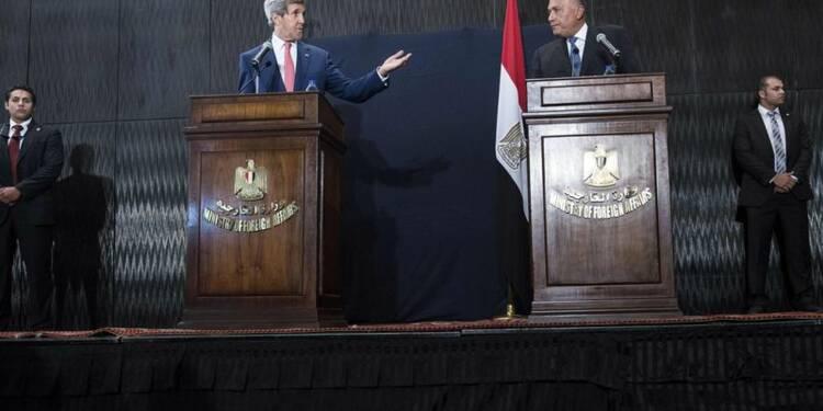 Le Caire juge nécessaire une action globale contre l'Etat islamique