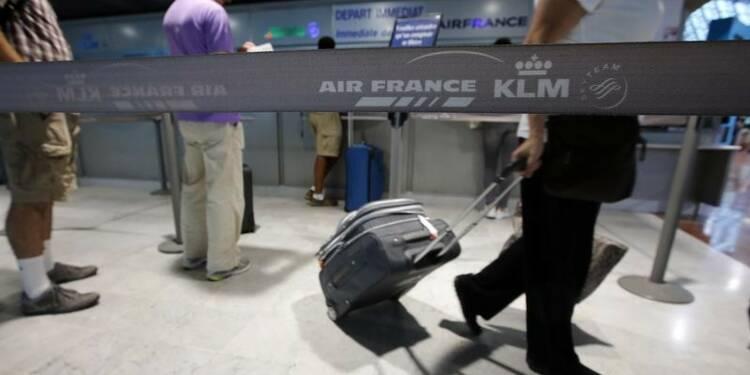 Le PDG d'Air France-KLM s'alarme du manque d'avancées avec les pilotes