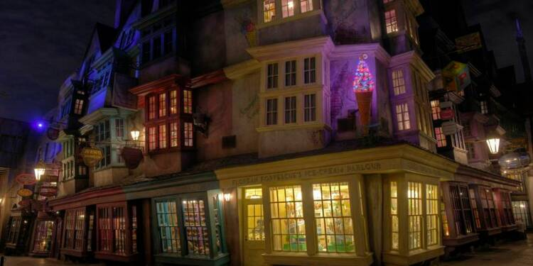 Harry Potter de retour dans une nouvelle de Rowling et en Floride