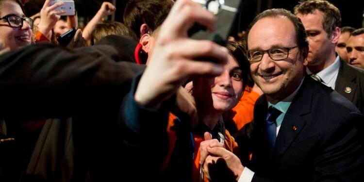 Hollande promet 150.000 services civiques par an d'ici 2016