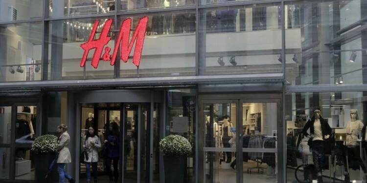 H&M fait nettement mieux que prévu en août