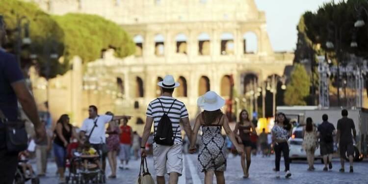 La Banque d'Italie réduit sa prévision de croissance de 2014