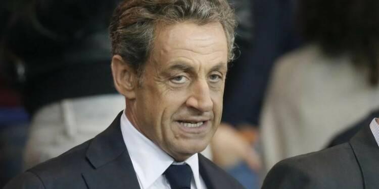 Nicolas Sarkozy sous le coup d'une information judiciaire