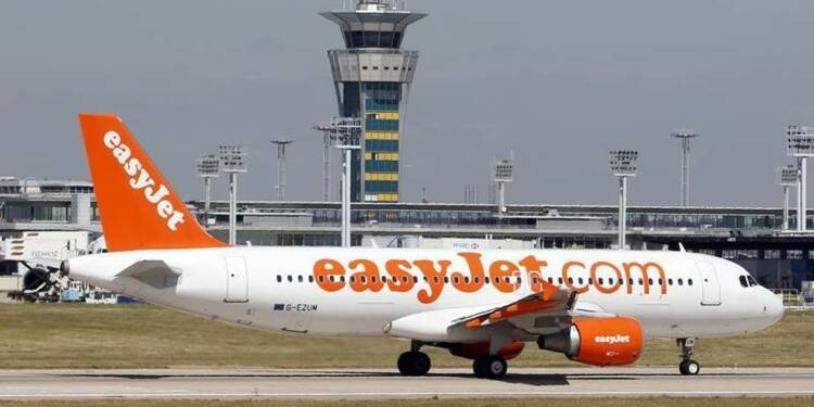 Easyjet annule 138 vols mercredi et jeudi en France