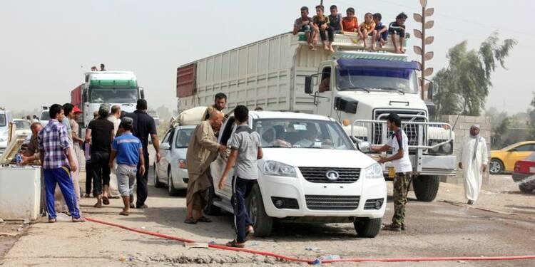 L'Irak sous la menace d'une décomposition