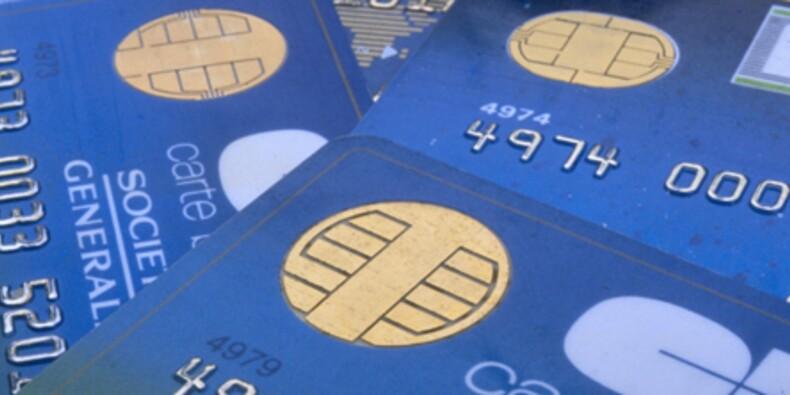 Les fraudes à la carte bancaire se multiplient