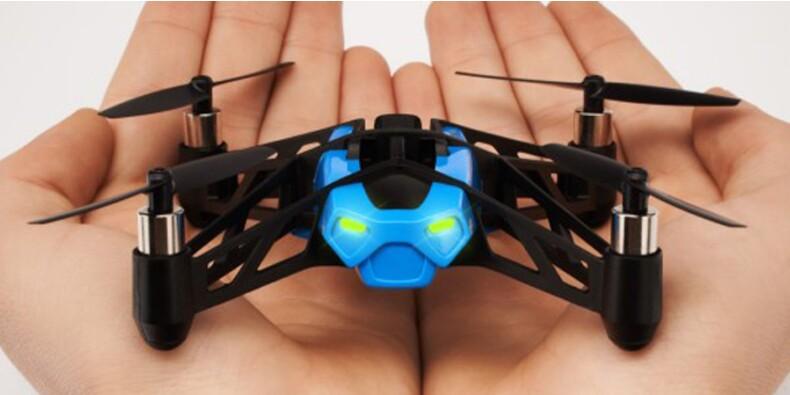 Parrot s'allie à Amazon et Google pour promouvoir les petits drones