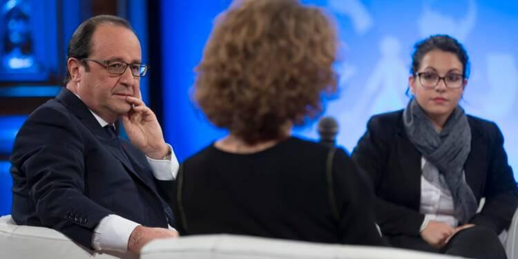 Hollande encourage la scolarisation des enfants handicapés