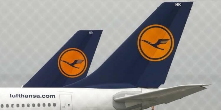 Lufthansa annonce un accord salarial avec les pilotes d'Eurowings
