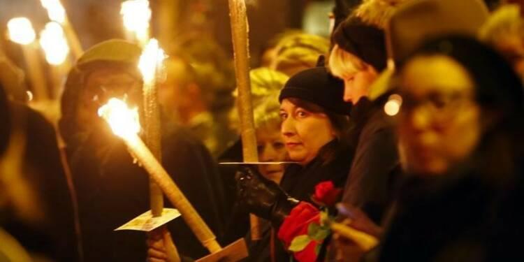 Veillée à Copenhague en hommage aux victimes des attentats