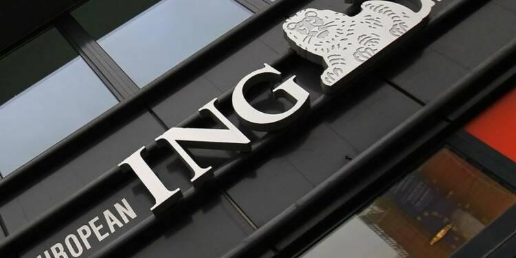 ING espère récompenser ses actionnaires en 2015