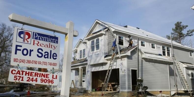 Le moral des promoteurs immobiliers en hausse aux Etats-Unis
