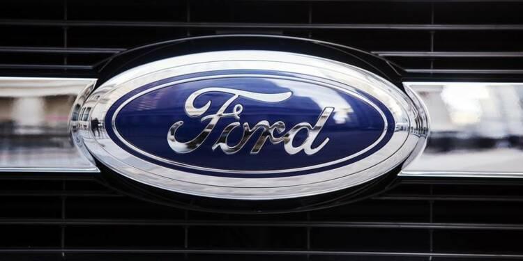 Ford prévoit le lancement d'un nouveau modèle hybride en 2018