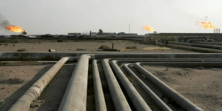 Le pétrole termine en net rebond à New York