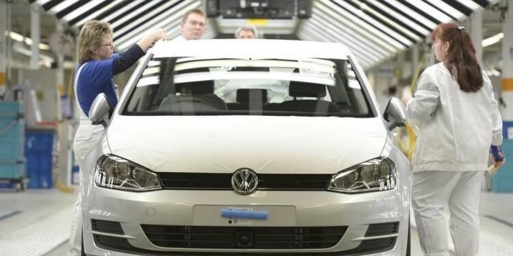 IG Metall veut chez VW des augmentations de plus de 0,8%